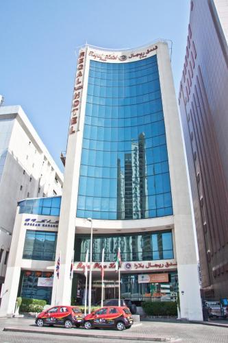 regal plaza hotel dubai reviews