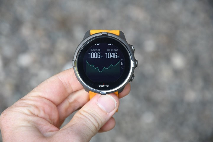 suunto spartan wrist hr baro review