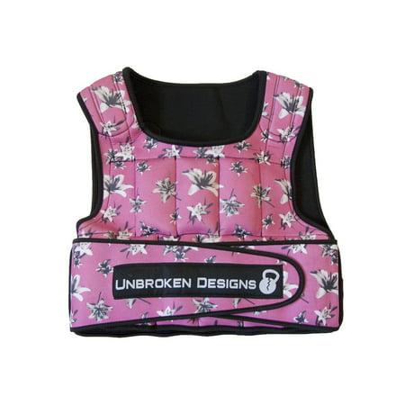 unbroken designs weight vest review