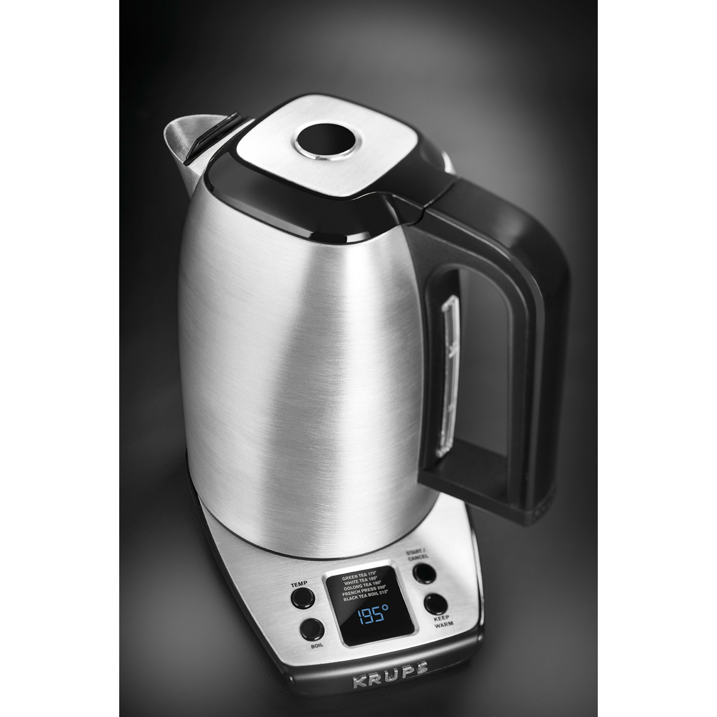 krups electric tea kettle reviews