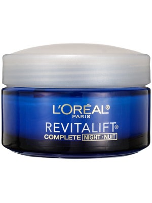 l oreal retinol night cream review