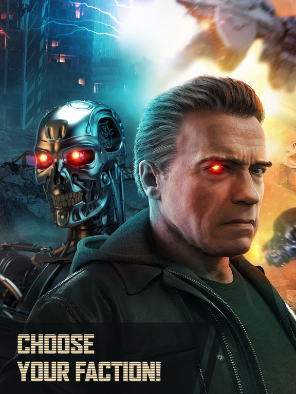 terminator genisys future war review