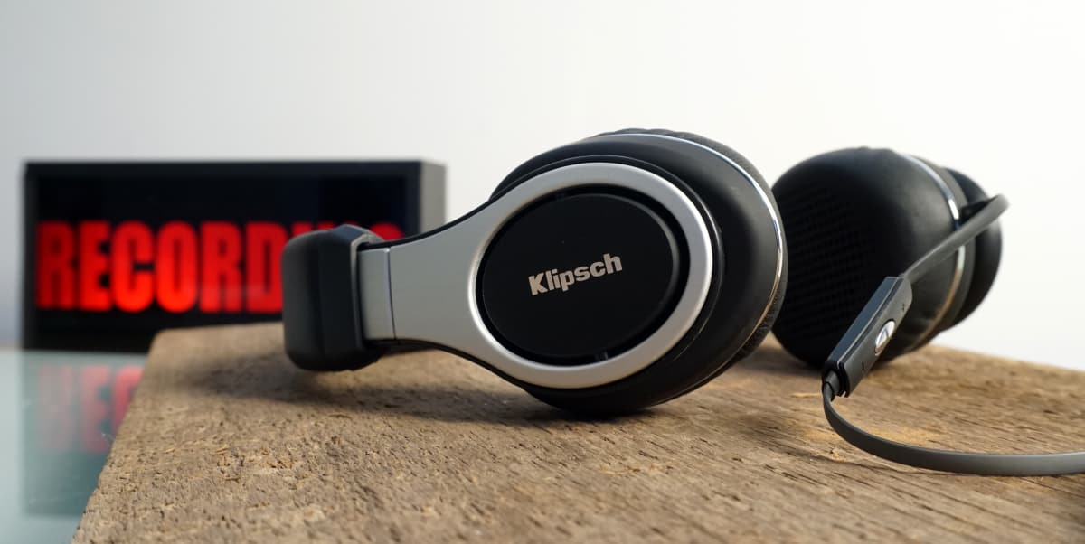 klipsch reference over ear bluetooth headphones review