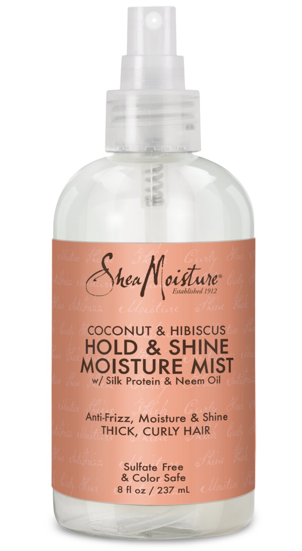 shea moisture coconut and hibiscus reviews