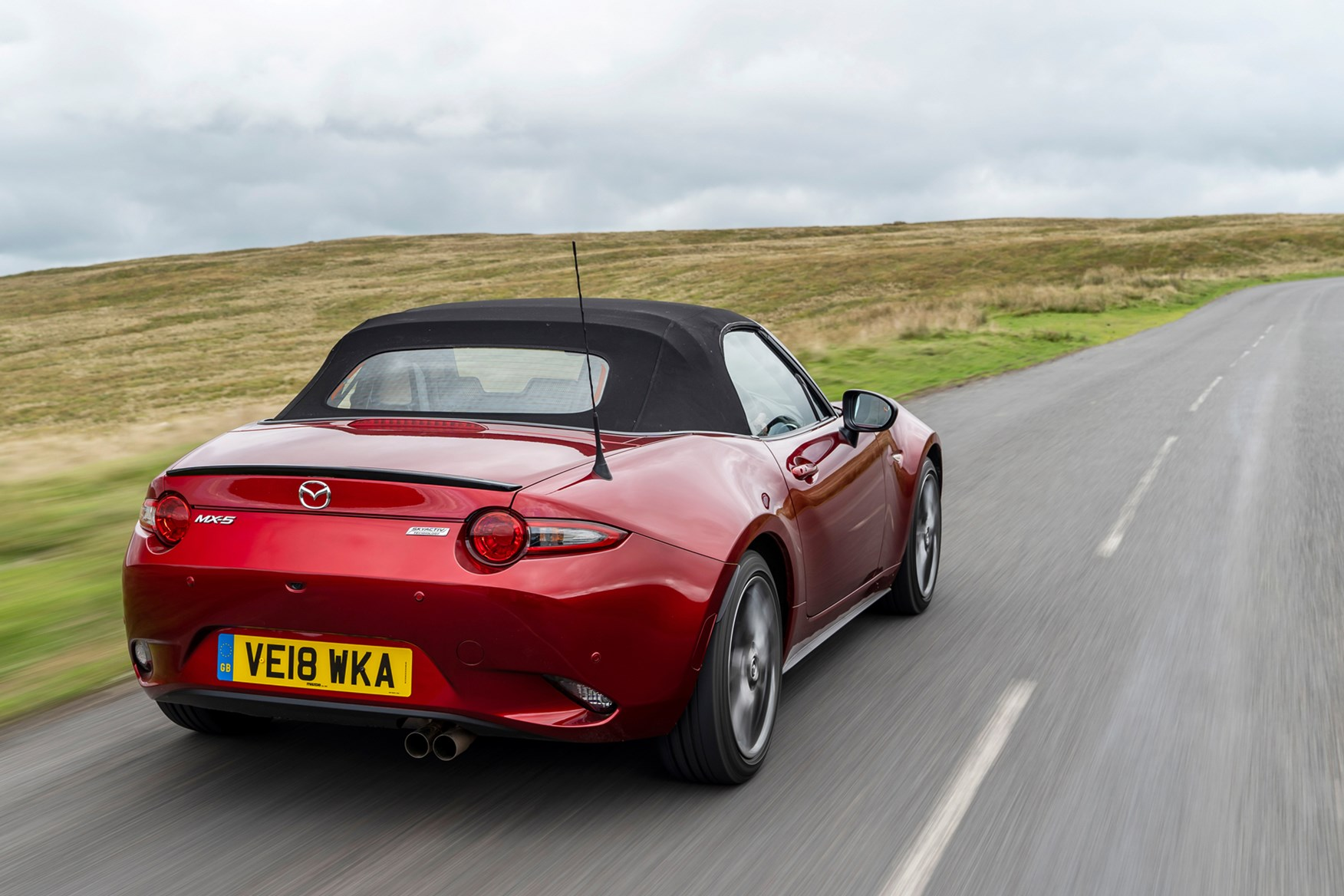 mazda mx 5 review parkers