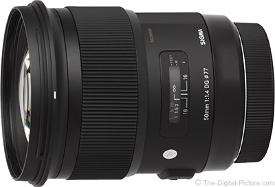 sigma 50mm 1.4 art review