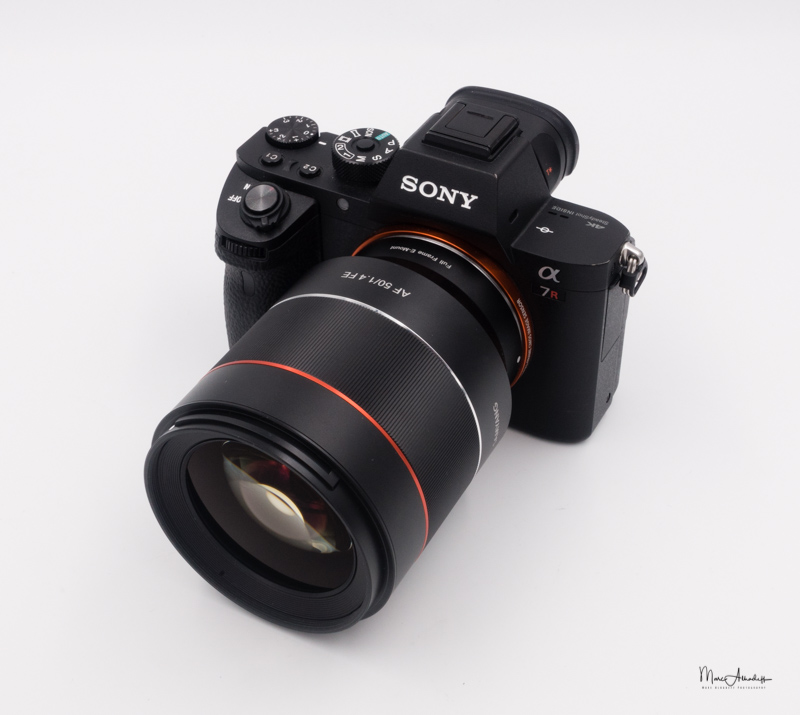 rokinon 50mm 1.4 sony review