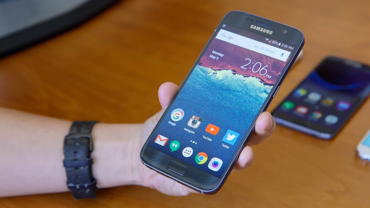 samsung galaxy s7 2017 review