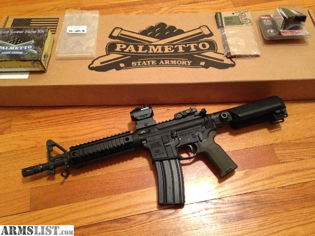 palmetto state armory upper review