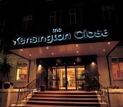 kensington close hotel london reviews