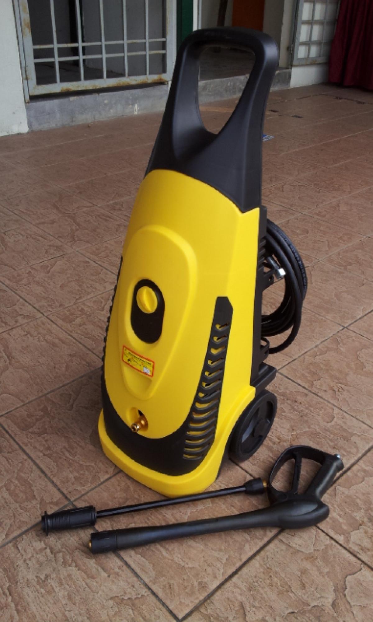 kingwash high pressure washer review