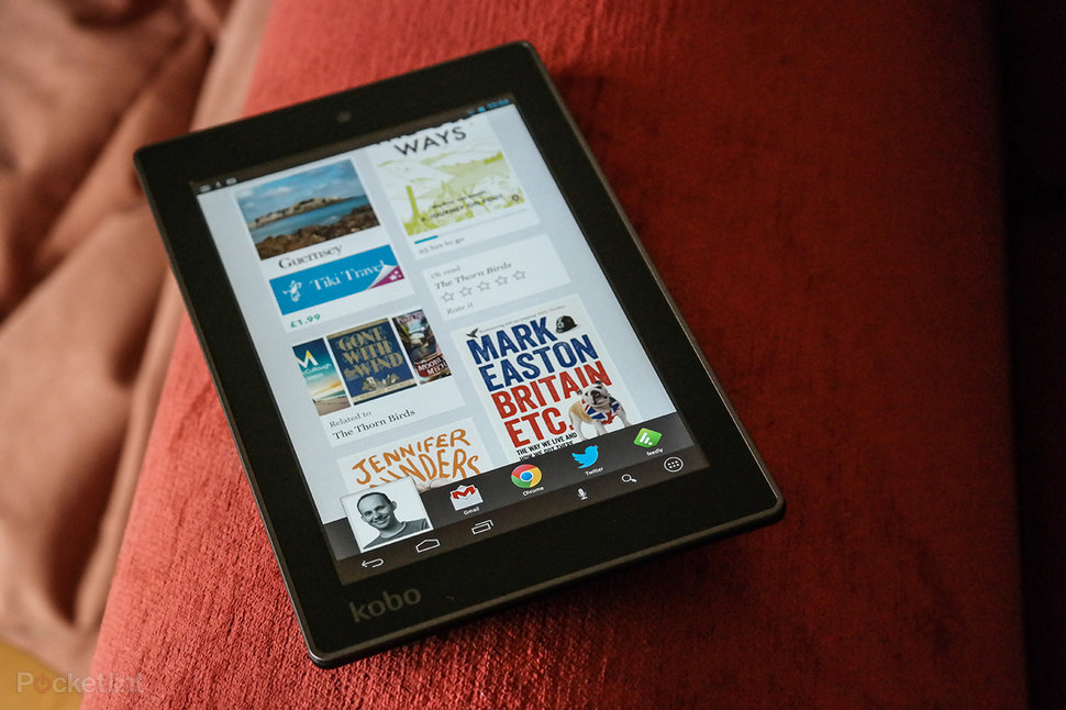 kobo arc 7 64gb review