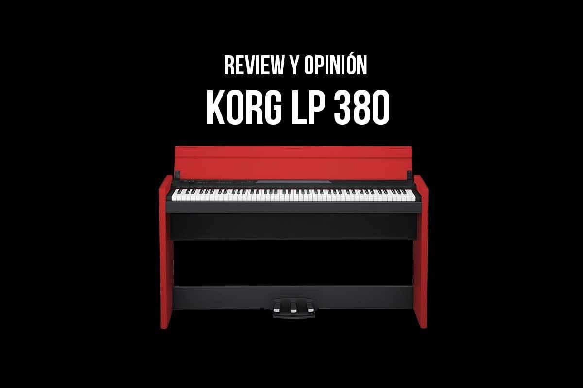 korg lp 380 73 review