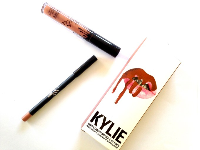 kylie lip kit dolce k review