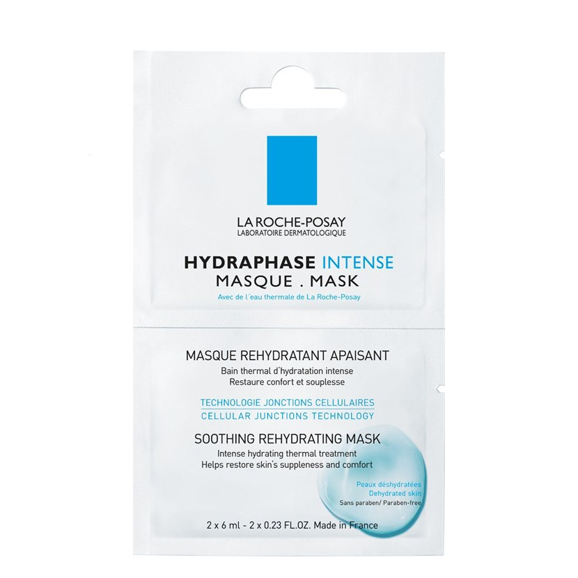 la roche posay hydraphase intense masque review