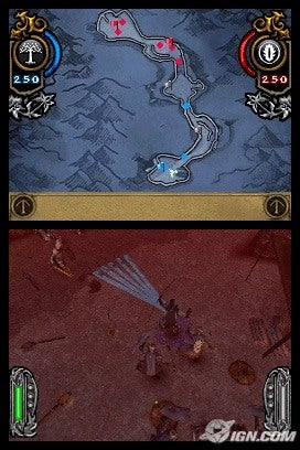 lord of the rings ds review