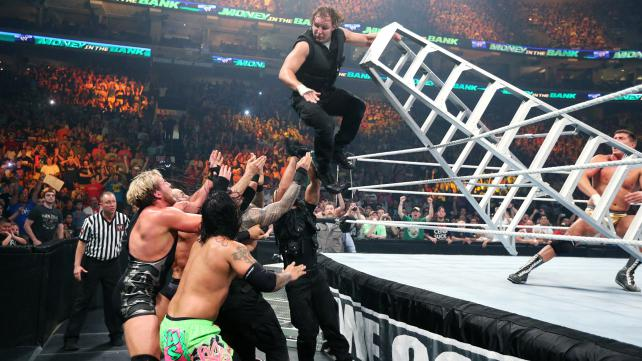 money in the bank 2013 review