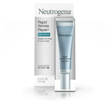 neutrogena night wrinkle cream review