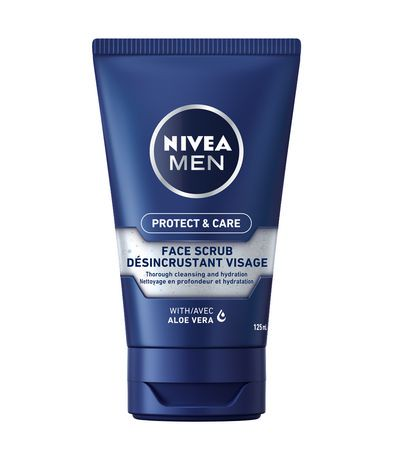 nivea exfoliating face scrub review