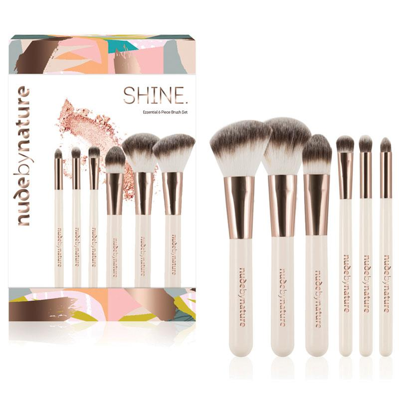 nude by nature brush set review