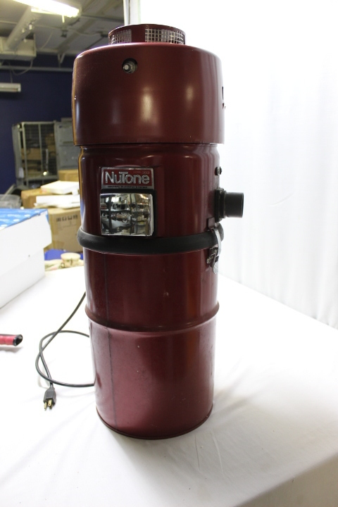 nutone central vacuum systems reviews