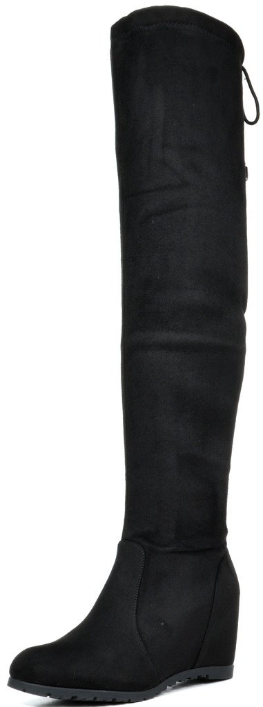 over the knee boots review