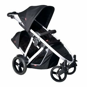 phil and teds dash double stroller reviews