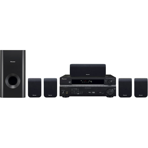pioneer htp 074 5.1 channel home theater package review