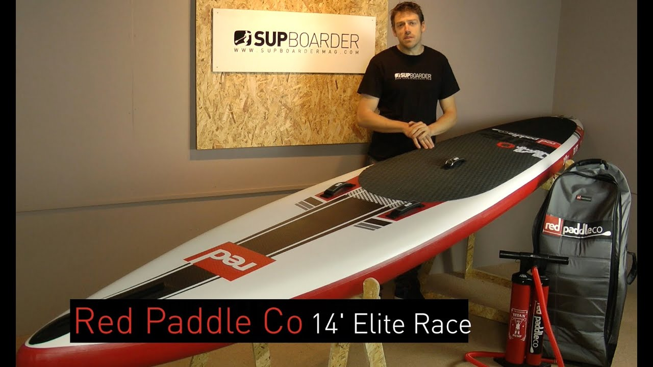 red paddle 14 elite review