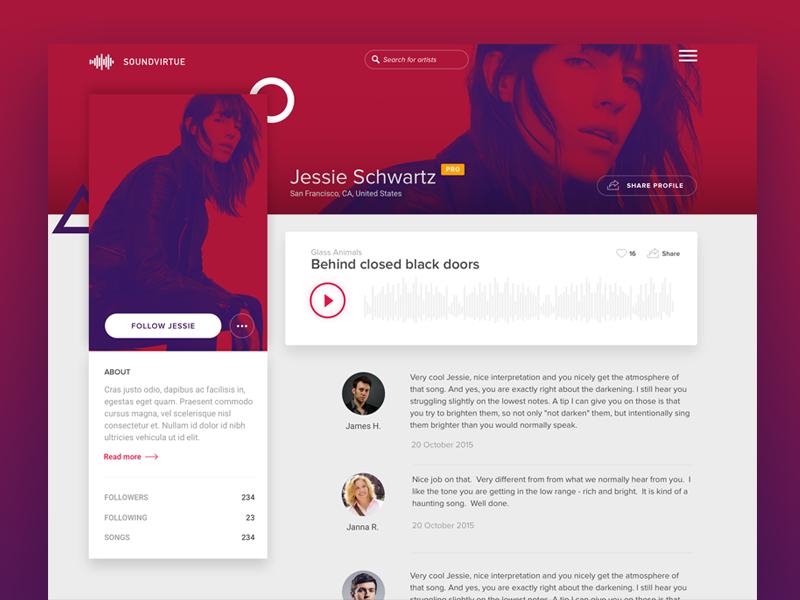 review for website design company