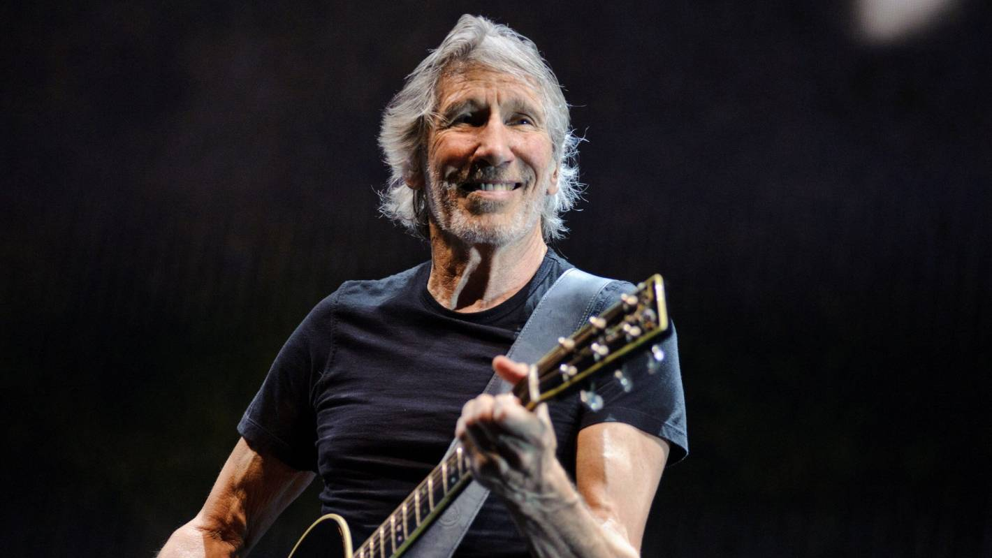 roger waters is this the life review