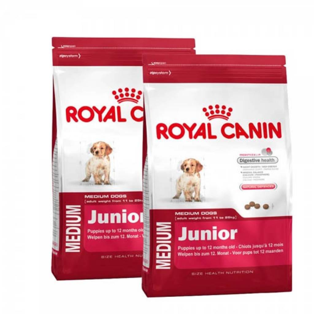 royal canin medium junior review