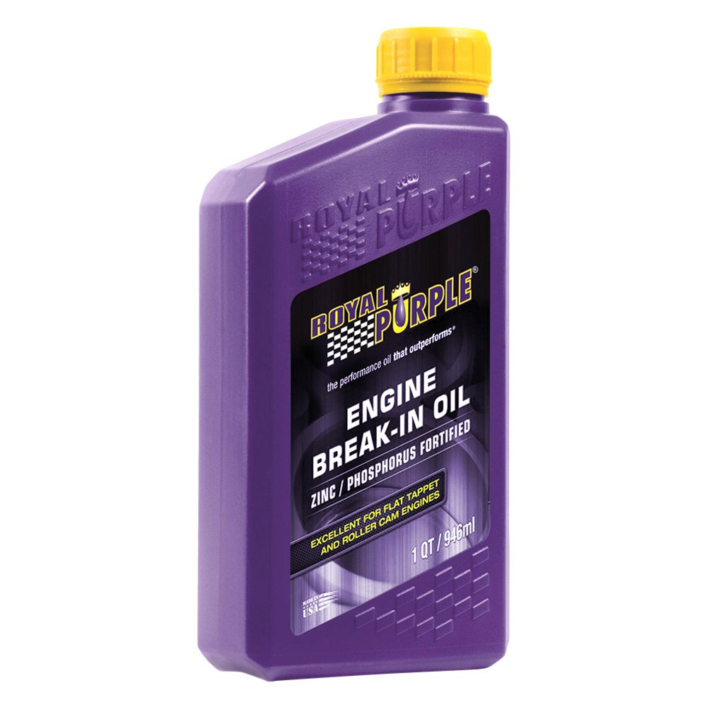 royal purple engine oil review