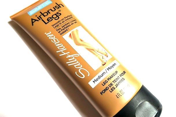 sally hansen airbrush legs lotion review