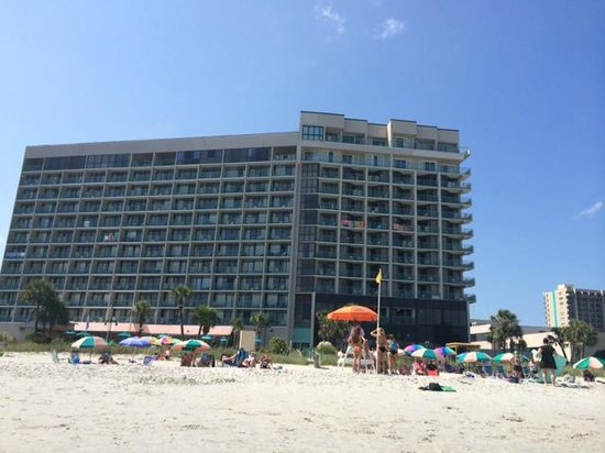 sand dunes resort and spa myrtle beach reviews