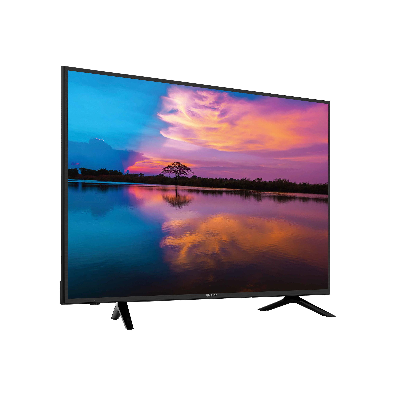 sharp 55 inch class 4k smart tv review