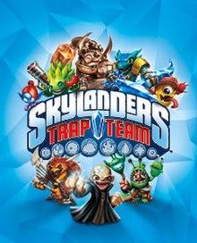 skylanders trap team wii review