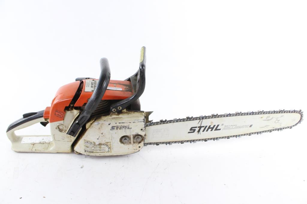 stihl wood boss 028 av reviews