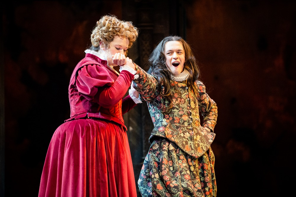 stratford taming of the shrew review