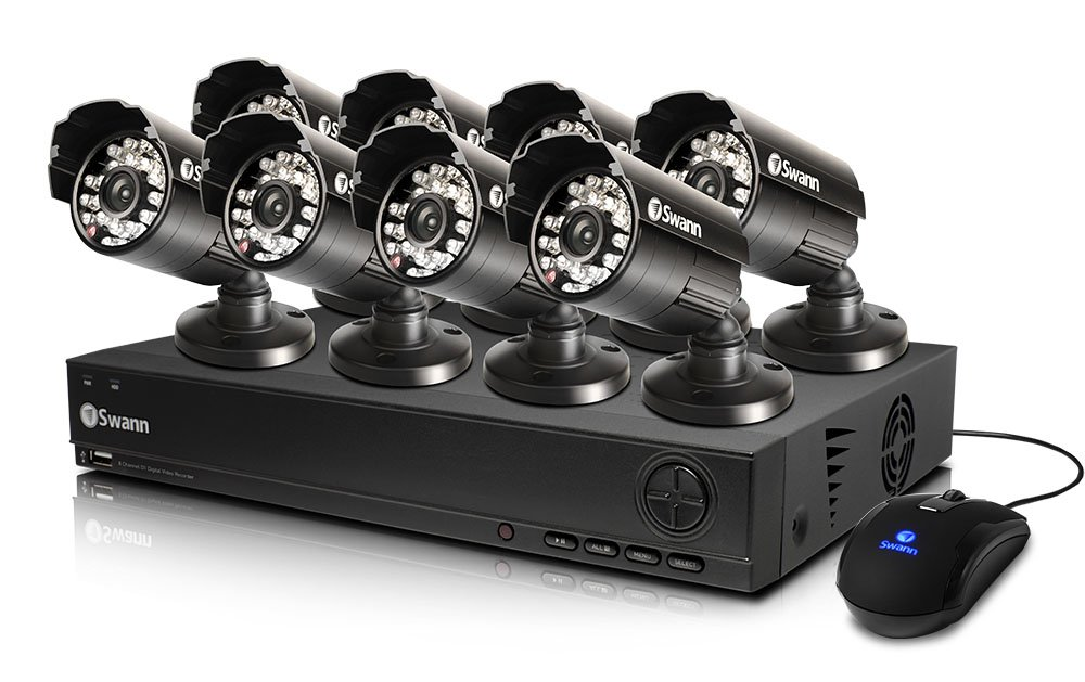 swann dvr security system review