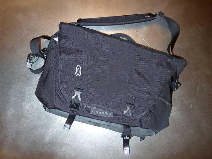 timbuk2 commute messenger bag review