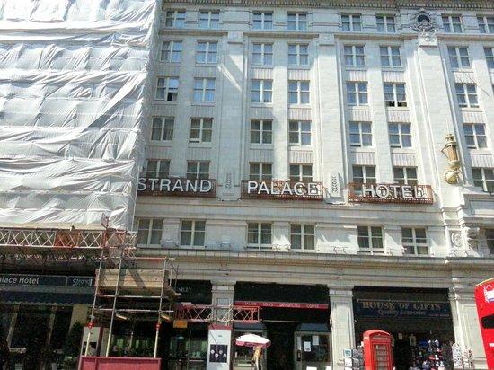 tripadvisor reviews strand palace hotel london