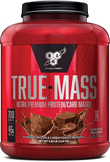 true mass weight gainer review