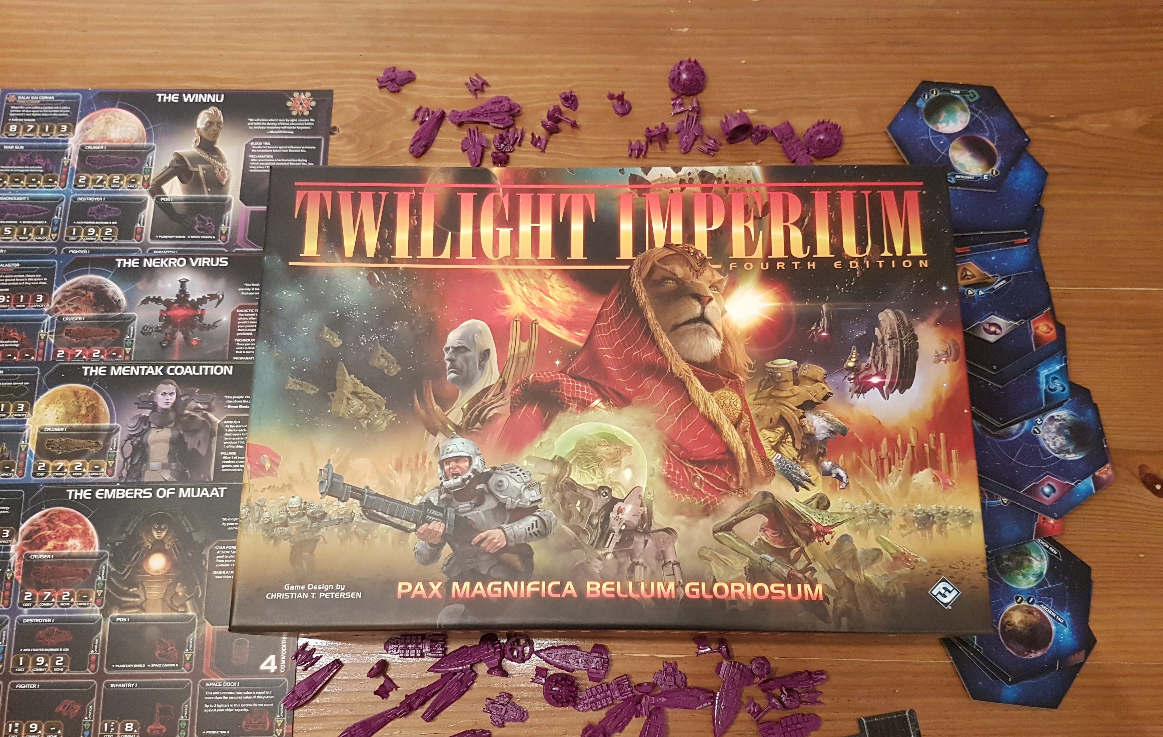 twilight imperium board game review