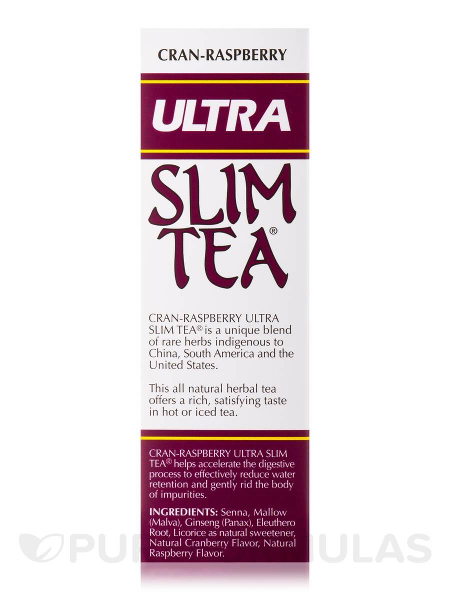 ultra slim tea cranberry raspberry reviews