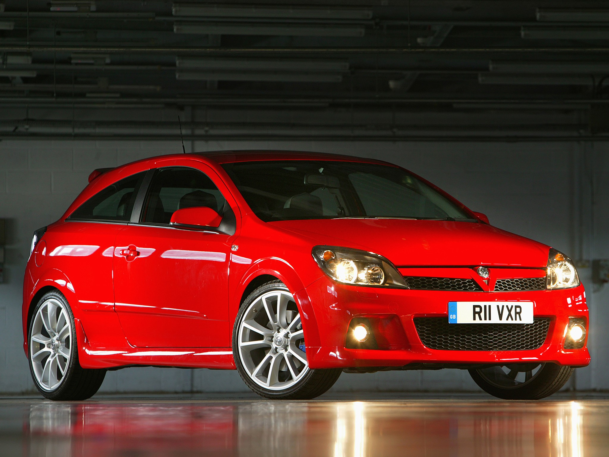 vauxhall astra vxr 2008 review