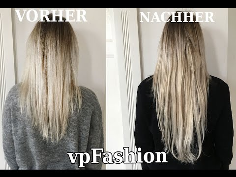 vpfashion tape in extensions review