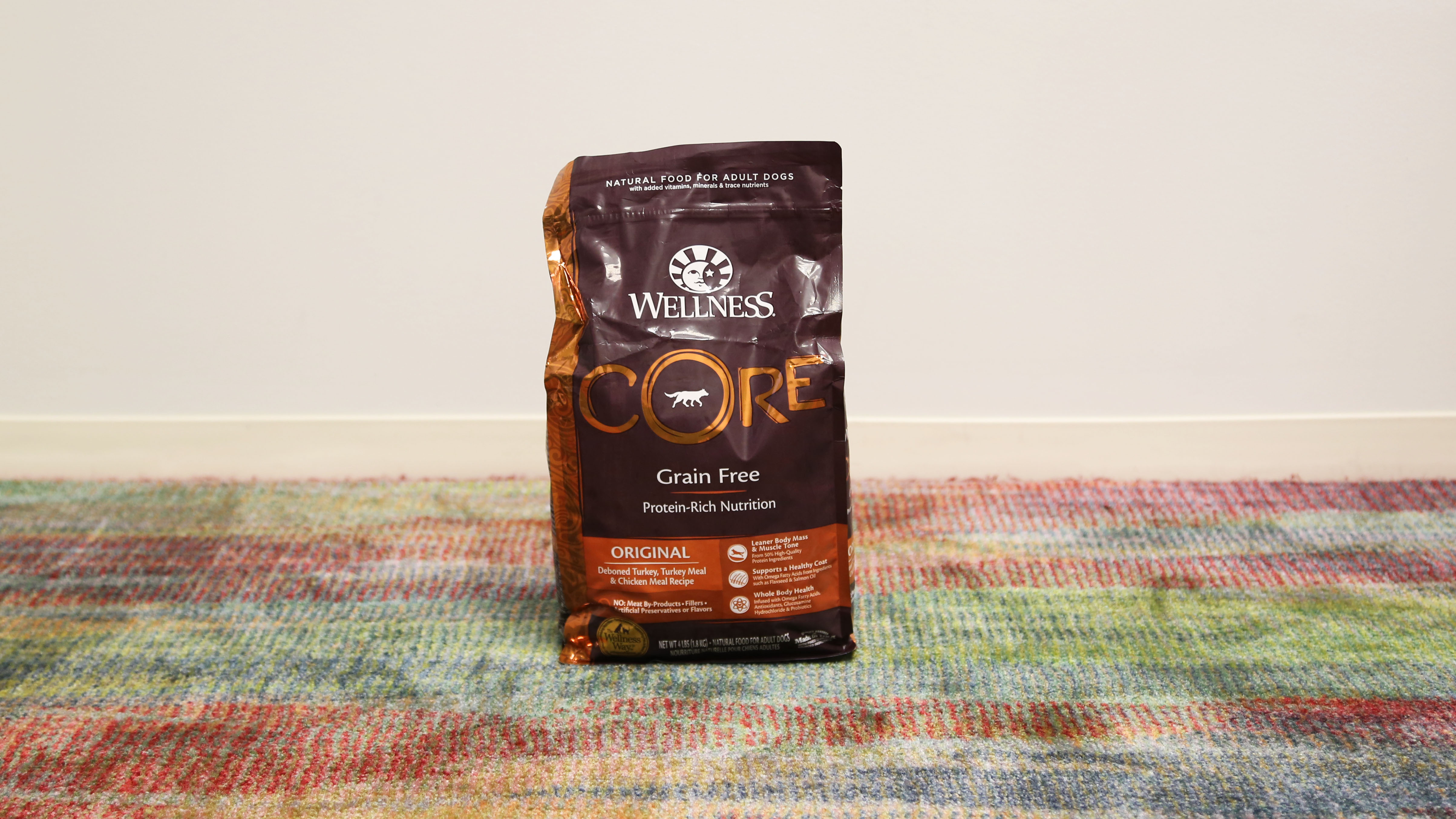 wellness core dry dog food reviews