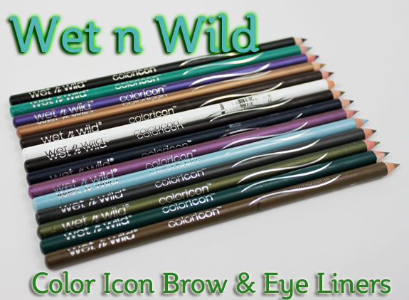 wet n wild color icon brow pencil review