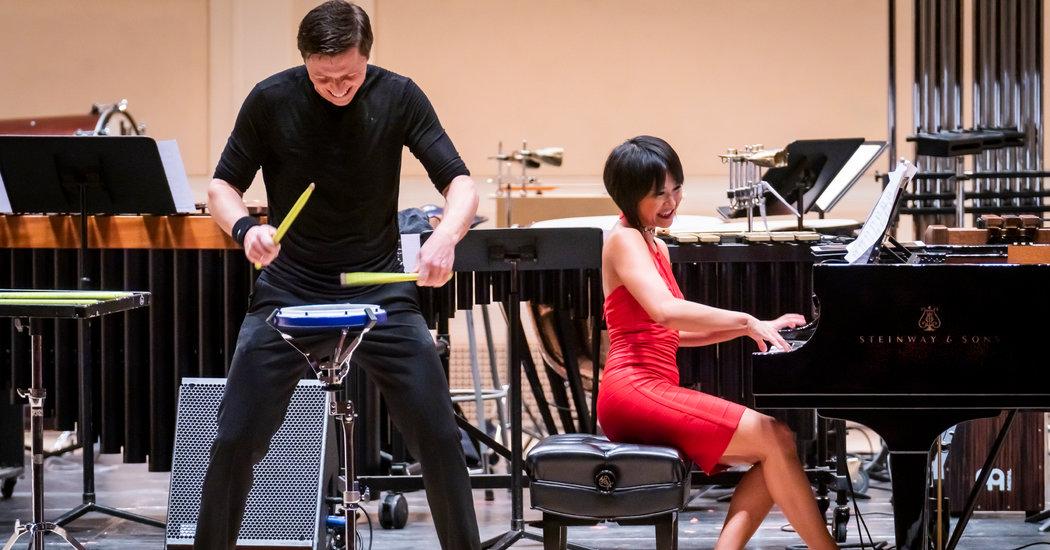 yuja wang carnegie hall review